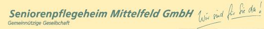 Seniorenpflegeheim Mittelfeld gGmbH